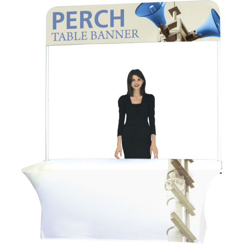 Perch 8ft Table Pole Banner