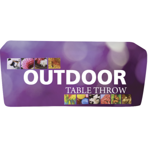 Outdoor Table Throw